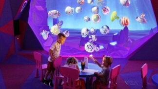 Nově otevřené bistro ve Světě medúz přivítalo vzácné hosty