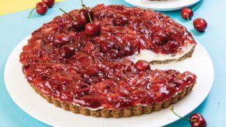 Třešňový koláč: Chutný sezónní dezert, který potěší všechny smysly