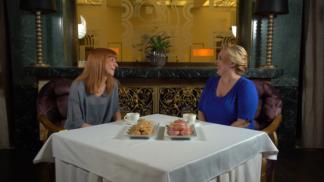 Thumbnail # Na kafeečko: Radana Labajová o smrti členů rodiny, dědičném rakovinovém syndromu i skupině Holki