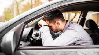Radovan (38): Vteřina nepozornosti nám změnila život. Od té doby manželka odmítá sednout do auta