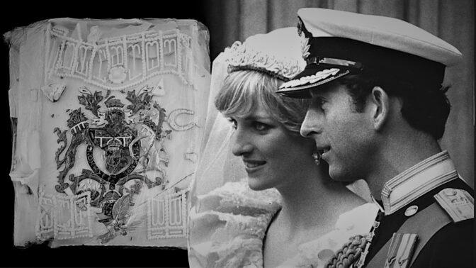 40. výročí svatby princezny Diany: Jaký příběh ukrývá plátek dortu, který přežil její manželství s Charlesem?