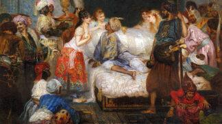 Tajná historie harémů: Kdo mu ve skutečnosti velel a určoval i to, s kým bude sultán spát?