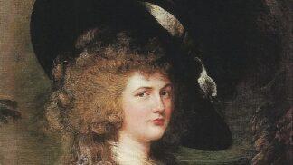 Vévodkyně Georgiana Cavendish: Angažovala se v politice i módě, její zkázou byl ale hazard