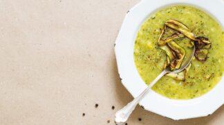 Cuketová polévka: Skvělá sezónní pochoutka, která příjemně zasytí