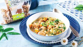 Letní variace polévky minestrone: Klasika italské kuchyně trochu jinak