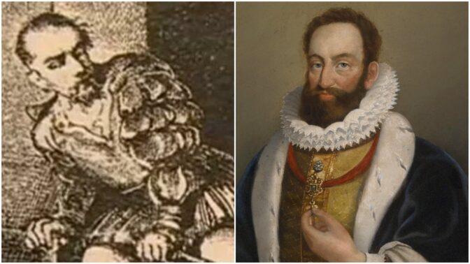 Šílený levoboček Rudolfa II. děsil okolí. Milenku rozřezal na kusy a sám zemřel mladý, ve špíně a nahý