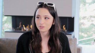 Záměrně provokuju vzhledem, mám ráda pozornost a šokování okolí, říká Rebeka Kalina v pořadu Žena v zenu