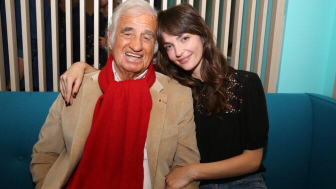 Smyslná vnučka Jean-Paula Belmonda: Annabelle kráčí ve stopách slavného dědy a provokuje odvážnými fotkami
