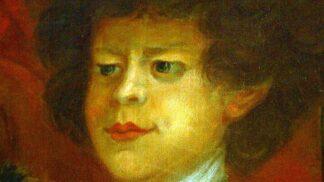Divoký kluk Peter: Stal se královským mazlíčkem a bavil hosty Jiřího I.