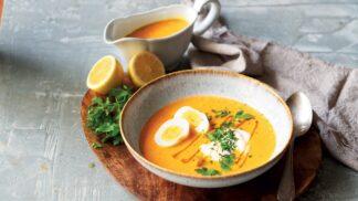 Bio mrkvový krém s červenou čočkou: Příjemně teplá večeře do nepřívětivých dnů