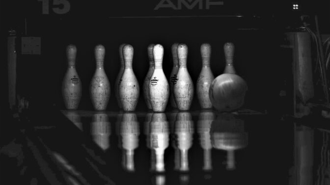 Neobvyklá historie bowlingu: V Německu to byl temný náboženský rituál