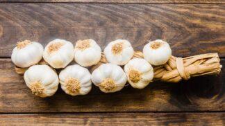 5 důvodů, proč jíst česnek: Obsahuje alicin, který chrání srdce a brání vzniku rakoviny
