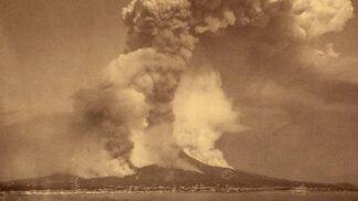 Zkáza ostrova Krakatoa: Tlaková vlna nejničivější a nejhlasitější exploze v dějinách oběhla celou planetu