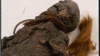 Thumbnail # Dívka z Yde: 2000 let stará mumie…