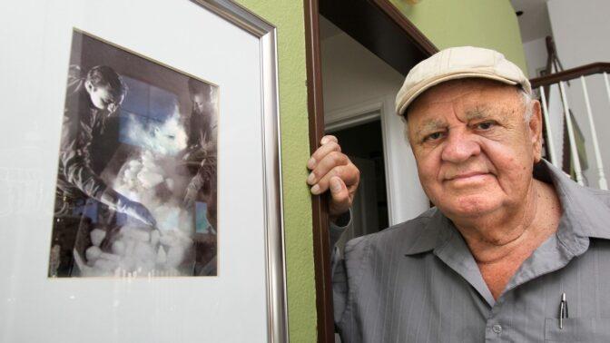 Podivuhodný příběh Roberta Nelsona: Opravář televizí zmrazil 9 lidí, pak mu došly peníze a led