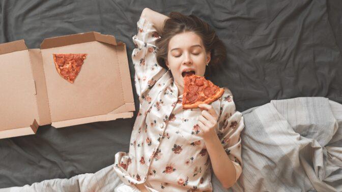 Pizza ke snídani? Podle dietoložky je to lepší volba než slazené cereálie