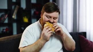 Bedřich (37): Jídlo je pro nás víc než miminko. Netuším, jak z toho začarovaného kruhu ven