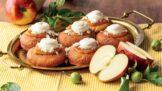 Vdolky s jablečnými povidly: Oblíbený moučník v podzimní variantě