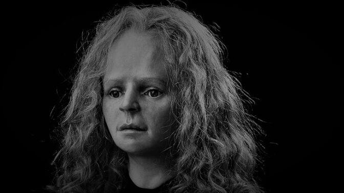 Nejslavnější mumie z bažin: Proč měla dívka z Yde modrou kůži a ohnivé vlasy?