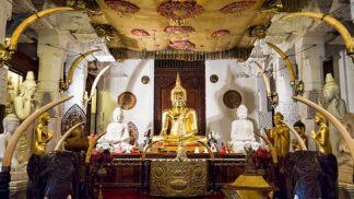 Tajemství Buddhových zubů: Mniši střeží dva, léčivé schopnosti má prý jen ten falešný