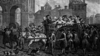 Prostitutky ve středověku: Zákon je považoval za slabomyslné, pětinu klientů tvořili duchovní