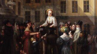 Nejkrásnější žena 19. století byla dojička: K nohám jí padl i korunní princ Oskar I.