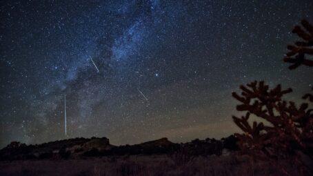 Unikátní vesmírná podívaná: Meteorický roj Orionidů je na svém maximu, nese s sebou významné požehnání