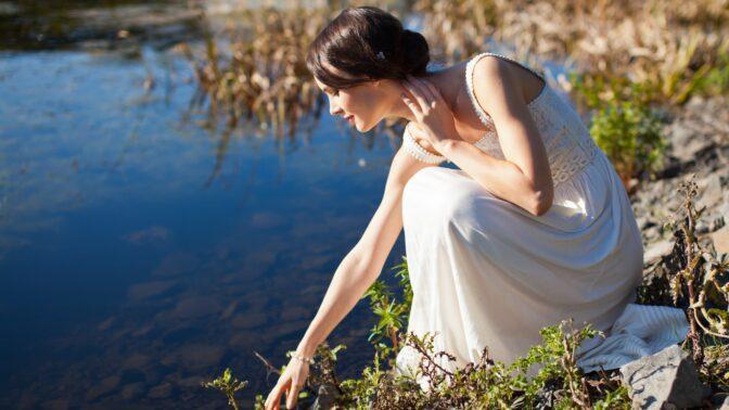 Diana (24): Doufala jsem, že se mi ta zvláštní příhoda u splavu jen zdála. Mám na ni ale hmatatelnou památku