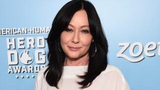 Brenda z Beverly Hills 90210 boří mýty o finálním stadiu rakoviny. Stále natáčí a odmítá se bavit o smrti