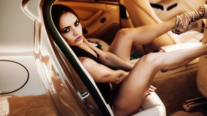 Anita (25): Našla jsem si sugar daddyho. Za 200 tisíc si se mnou může v posteli dělat, co chce. A že mě nešetří