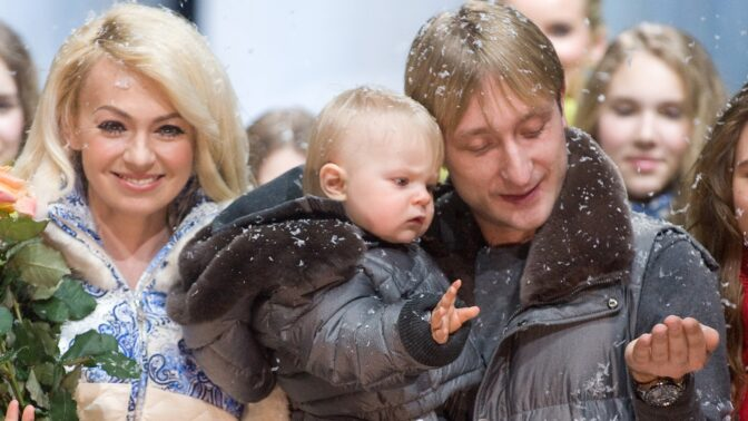 Nejhýčkanější děti Ruska: Synové bývalého krasobruslaře Pljuščenka si užívají přepychu, o kterém se nám ani nesnilo