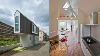 """Že domy nemohou být """"nafukovací""""? Malá velká nemovitost v Tokiu vás přesvědčí o opaku"""