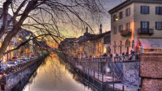 Starožitné trhy i koncert v bazilice. Objevte skryté krásy Milána, o kterých vědí jen místní