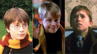 Harry Potter nebo Kevin McCallister? Tady je top 5 dětských herců, které budeme mít prostě vždycky v paměti