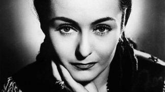 Krásná prvorepubliková herečka Hana Vítová: Milovala ženatého Voskovce, upila se po sebevraždě dcery