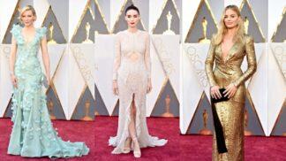 """Cate Blanchett jako leknín a """"neviditelná"""" Rooney Mara: 10 nejúchvatnějších rób na Oscarech 2016"""