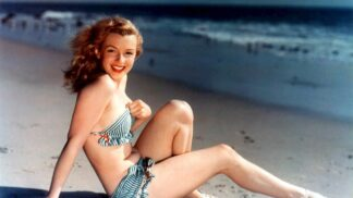 Slavná Marilyn Monroe. Byla hvězdou, ale život se s ní nemazlil