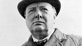 6 nejlepších citátů Winstona Churchilla
