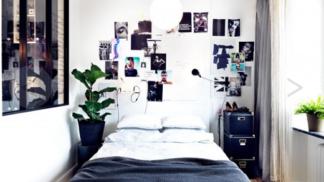 I malá ložnice může být stylová. Nechte se inspirovat a vytvořte si oázu klidu pro sebe a partnera # Thumbnail