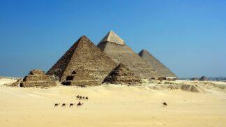 Nečekaný objev egyptologů. Svítili si snad staří Egypťané v pyramidách žárovkami?