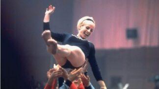 Královna sportovní gymnastiky Věra Čáslavská. Za fenomenální úspěchy se trestá. Věra o tom věděla své