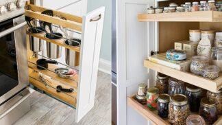 13 praktických řešení pro malou kuchyň # Thumbnail