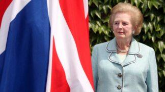 4. květen. Velký den, ve kterém se Margaret Thatcherová stala první ženskou předsedkyní vlády