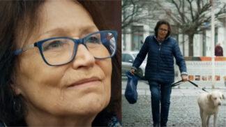 Marta Kubišová poprvé vystupuje v televizní reklamě. Její tvář získala realitní agentura