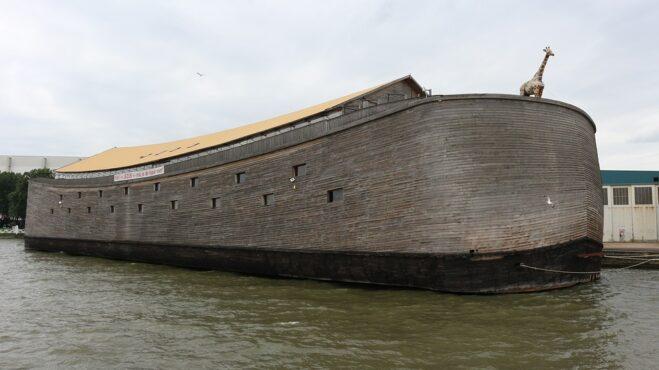 Záhadný nález na hoře Ararat. Nalezli snad vědci Noemovu archu?