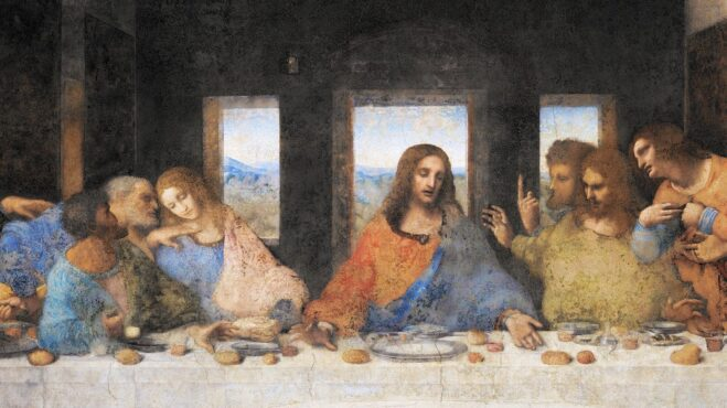 Poslední večeře od Leonarda da Vinciho. Co skrývá tento záhadný obraz?