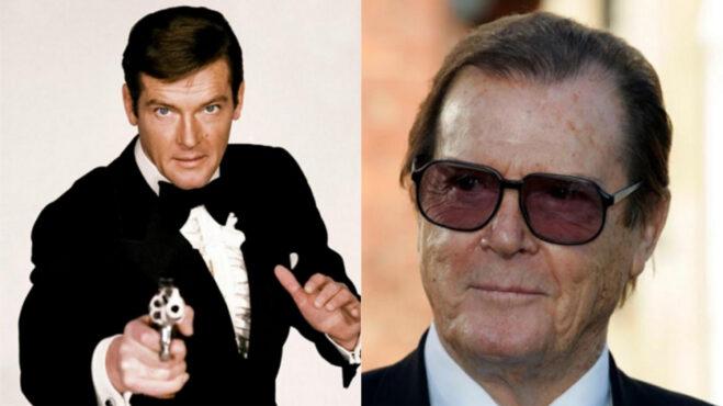 Thumbnail # Proslavil ho James Bond, kterého ztvárnil sedmkrát. Roger Moore mu dodal vtip i nadsázku