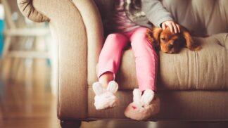 První noc u nové rodiny může být pro štěně těžká. Pomozte mu odloučení od maminky překonat
