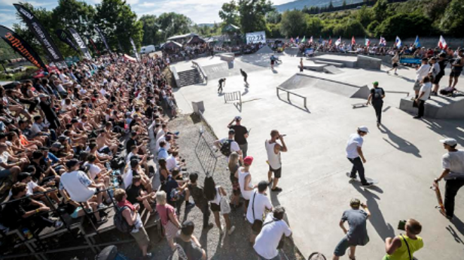 V Berouně se sjede světová špička ve skateboardingu. Už za dva roky je čeká olympiáda