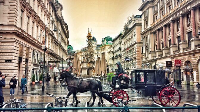 Vídeň je posedmé nejlepším městem k životu na světě. Zjistěte proč!